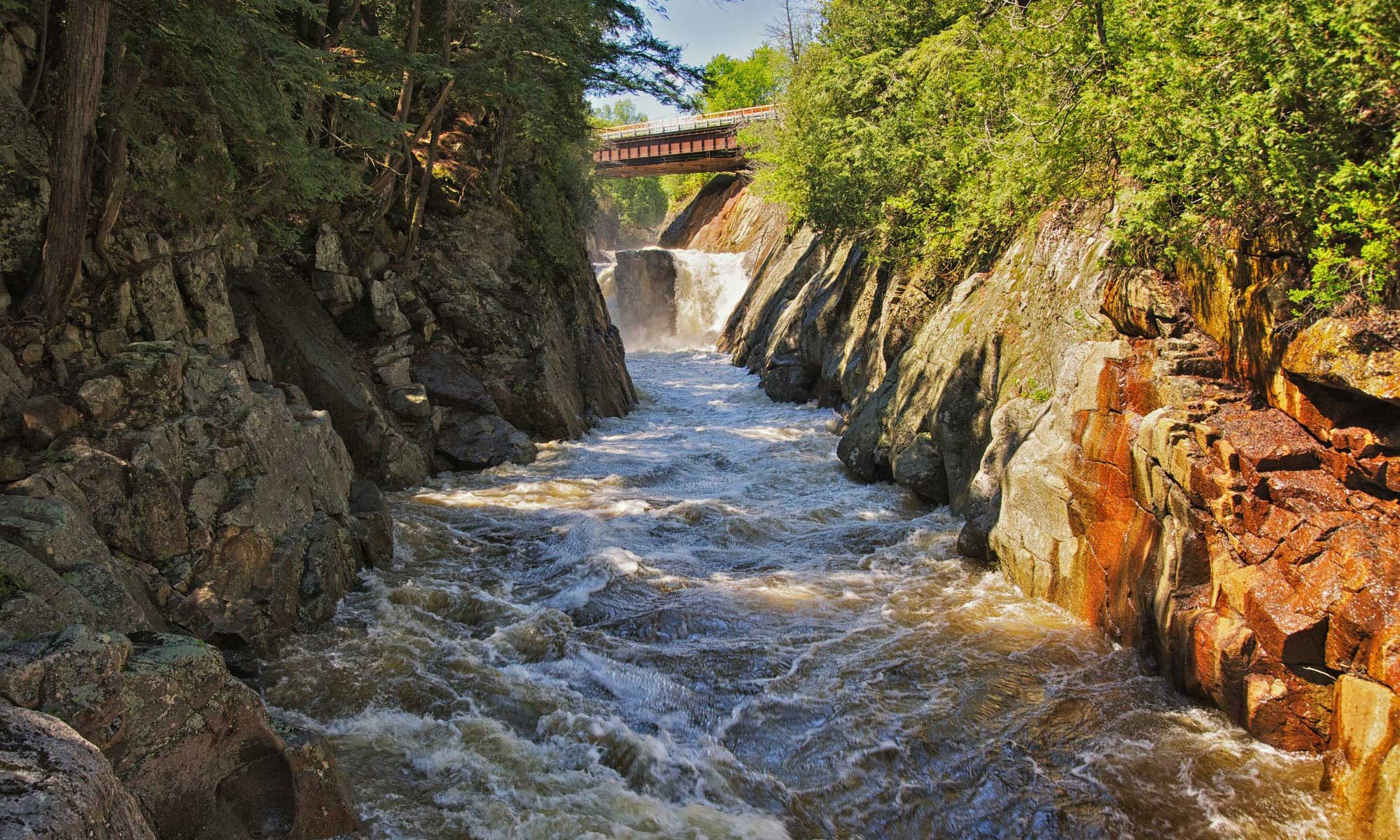 Ausable River near Whiteface Mt, NY